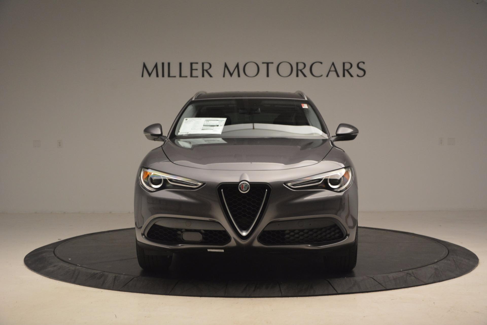 New 2018 Alfa Romeo Stelvio Q4 For Sale In Westport, CT 1648_p12