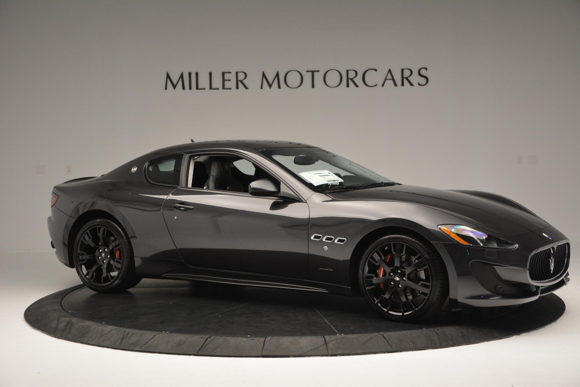 New 2016 Maserati GranTurismo Sport For Sale In Westport, CT 165_p10