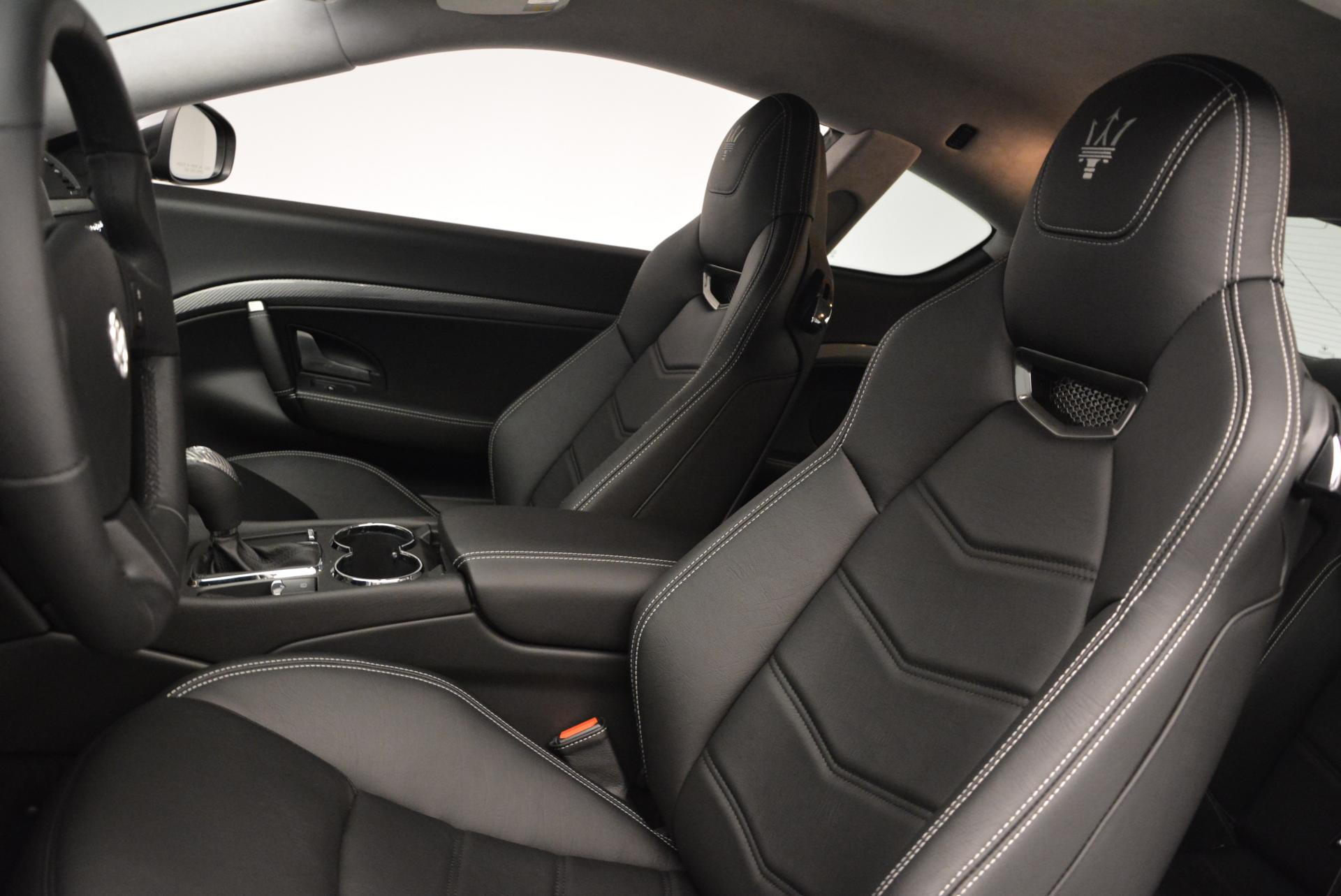 New 2016 Maserati GranTurismo Sport For Sale In Westport, CT 165_p15