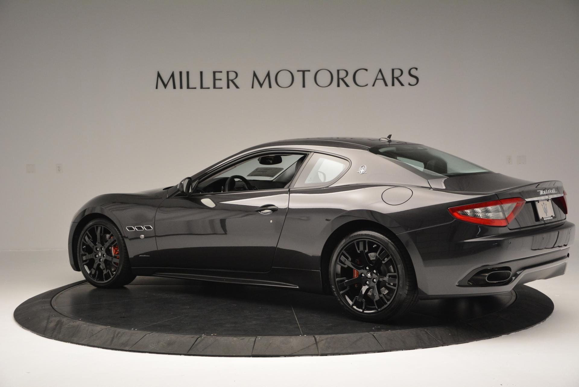 New 2016 Maserati GranTurismo Sport For Sale In Westport, CT 165_p4
