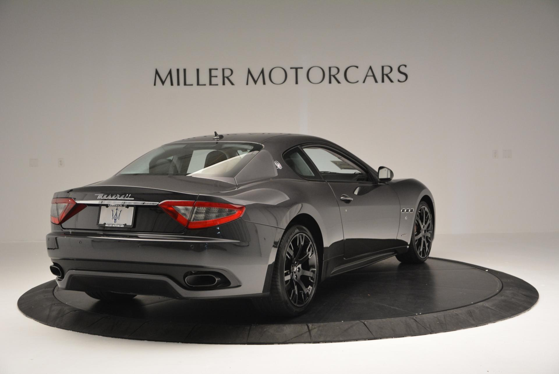 New 2016 Maserati GranTurismo Sport For Sale In Westport, CT 165_p7