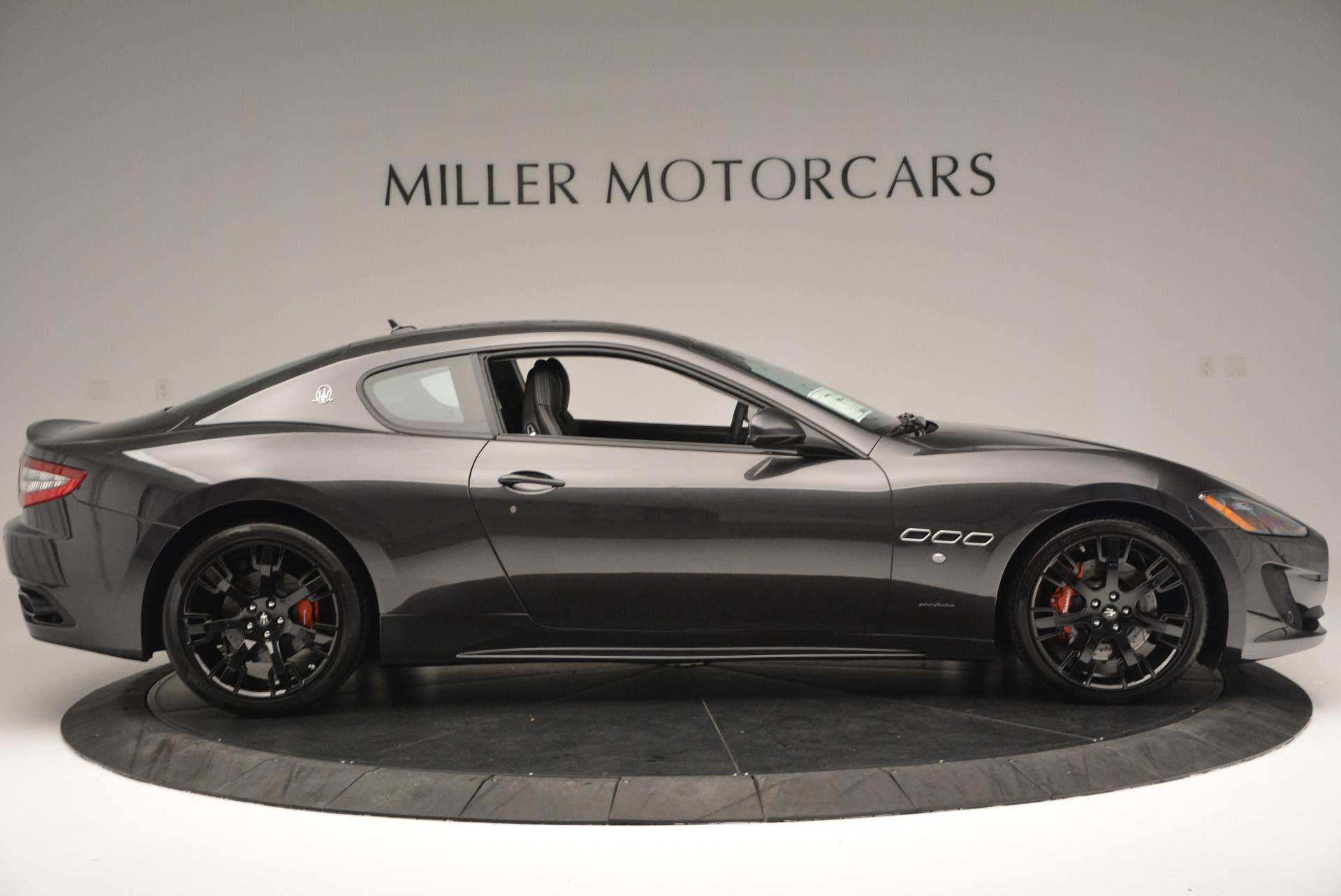 New 2016 Maserati GranTurismo Sport For Sale In Westport, CT 165_p9
