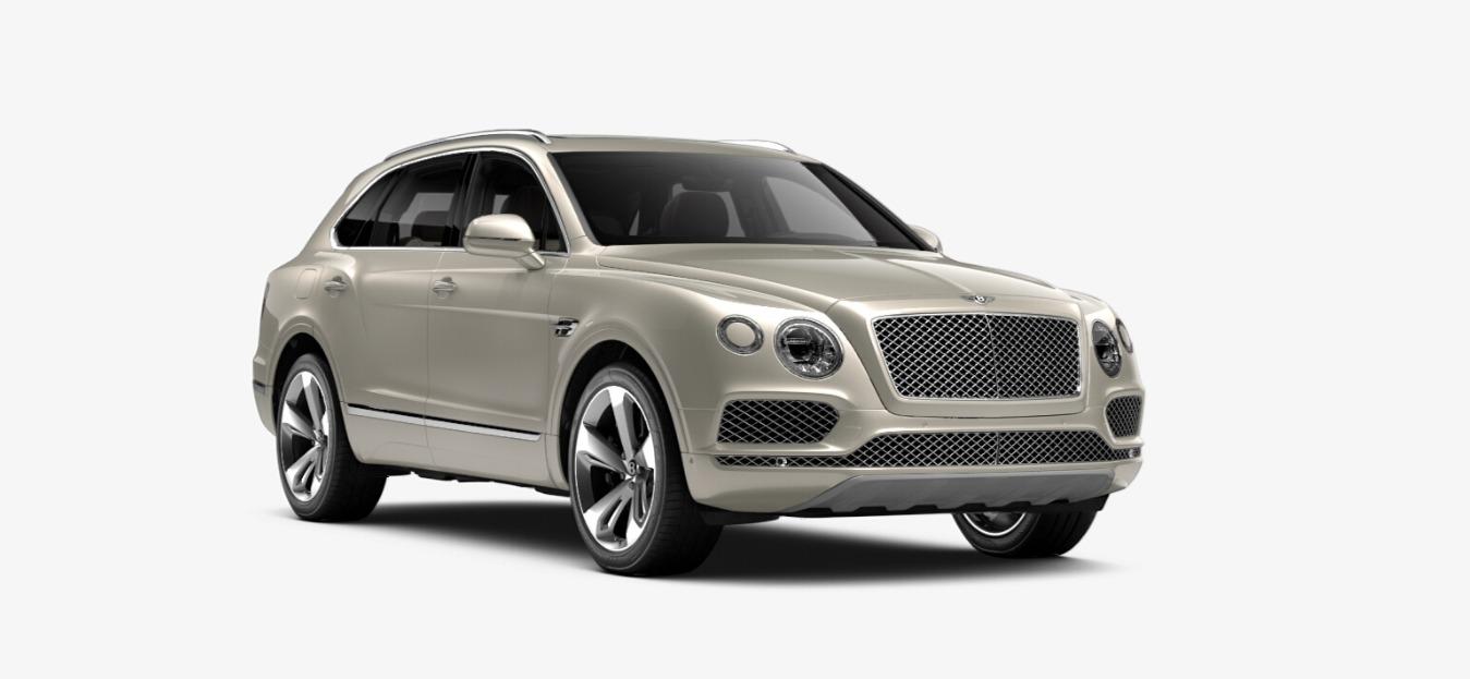 New 2018 Bentley Bentayga Signature For Sale In Westport, CT 1652_main