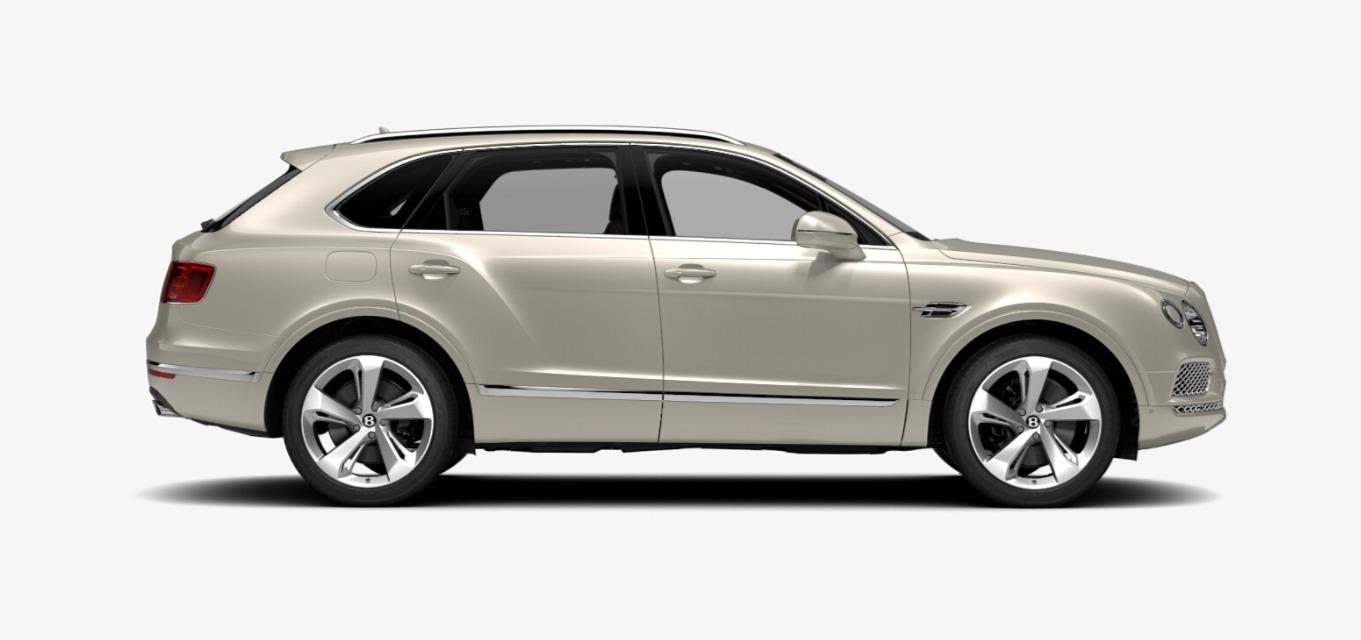 New 2018 Bentley Bentayga Signature For Sale In Westport, CT 1652_p2