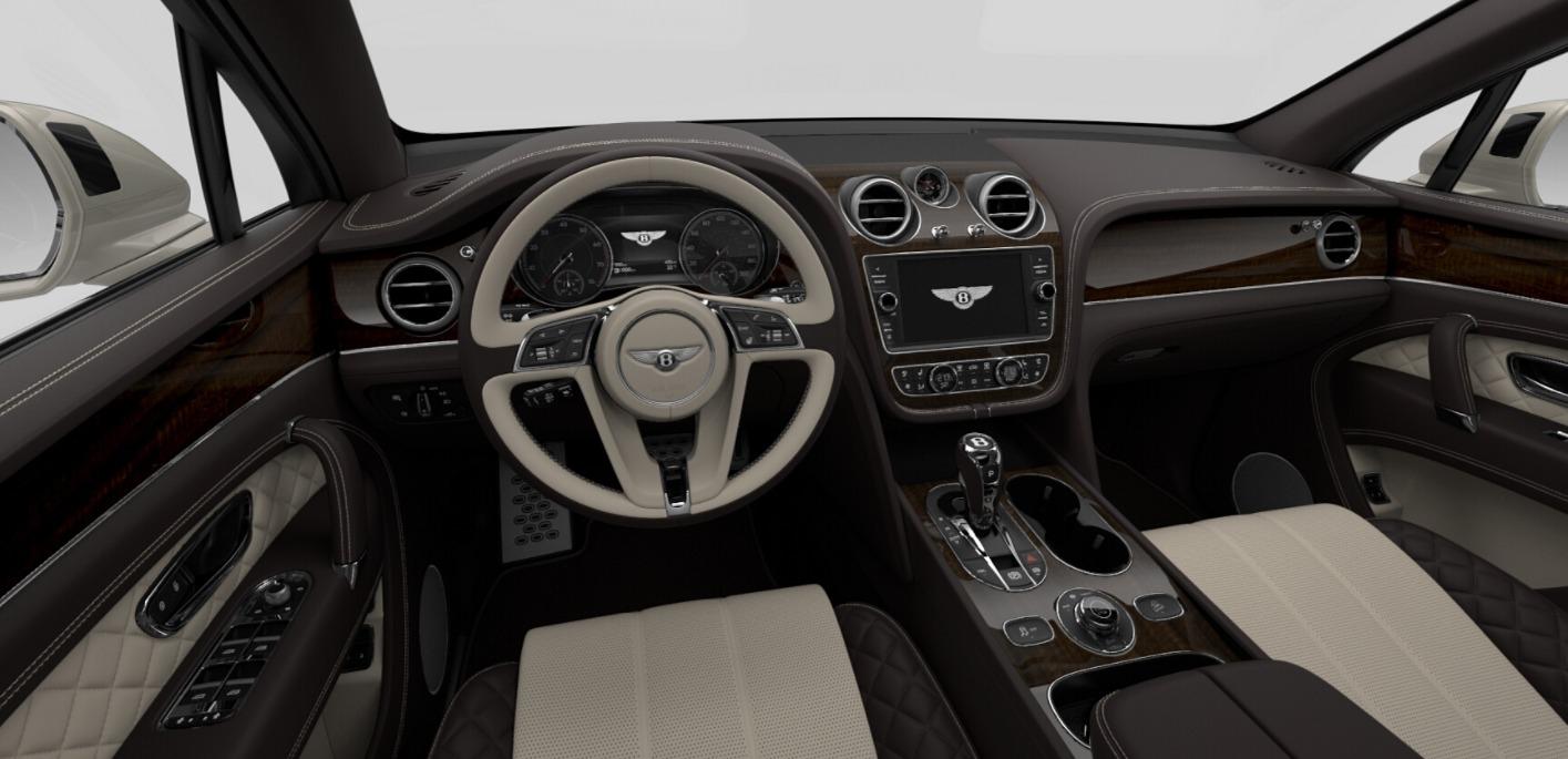New 2018 Bentley Bentayga Signature For Sale In Westport, CT 1652_p6