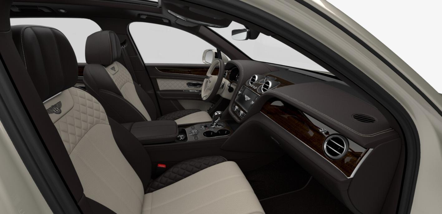 New 2018 Bentley Bentayga Signature For Sale In Westport, CT 1652_p7