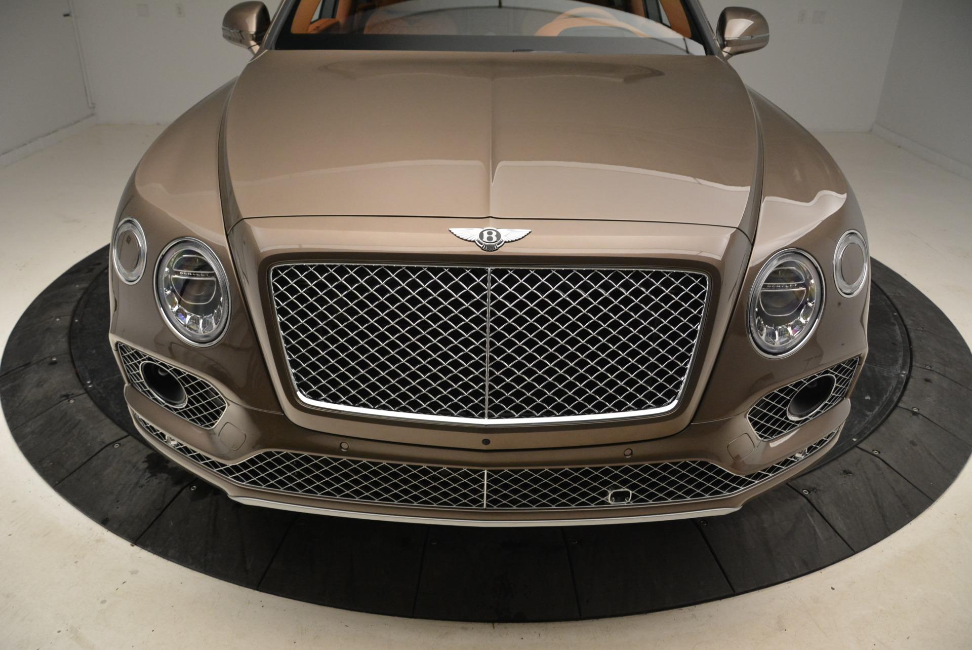 New 2018 Bentley Bentayga Signature For Sale In Westport, CT 1654_p13