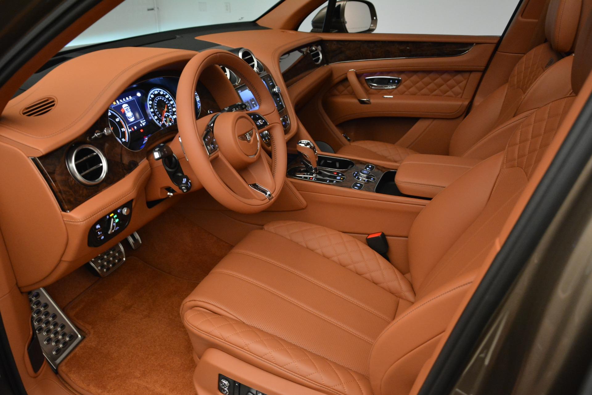 New 2018 Bentley Bentayga Signature For Sale In Westport, CT 1654_p19