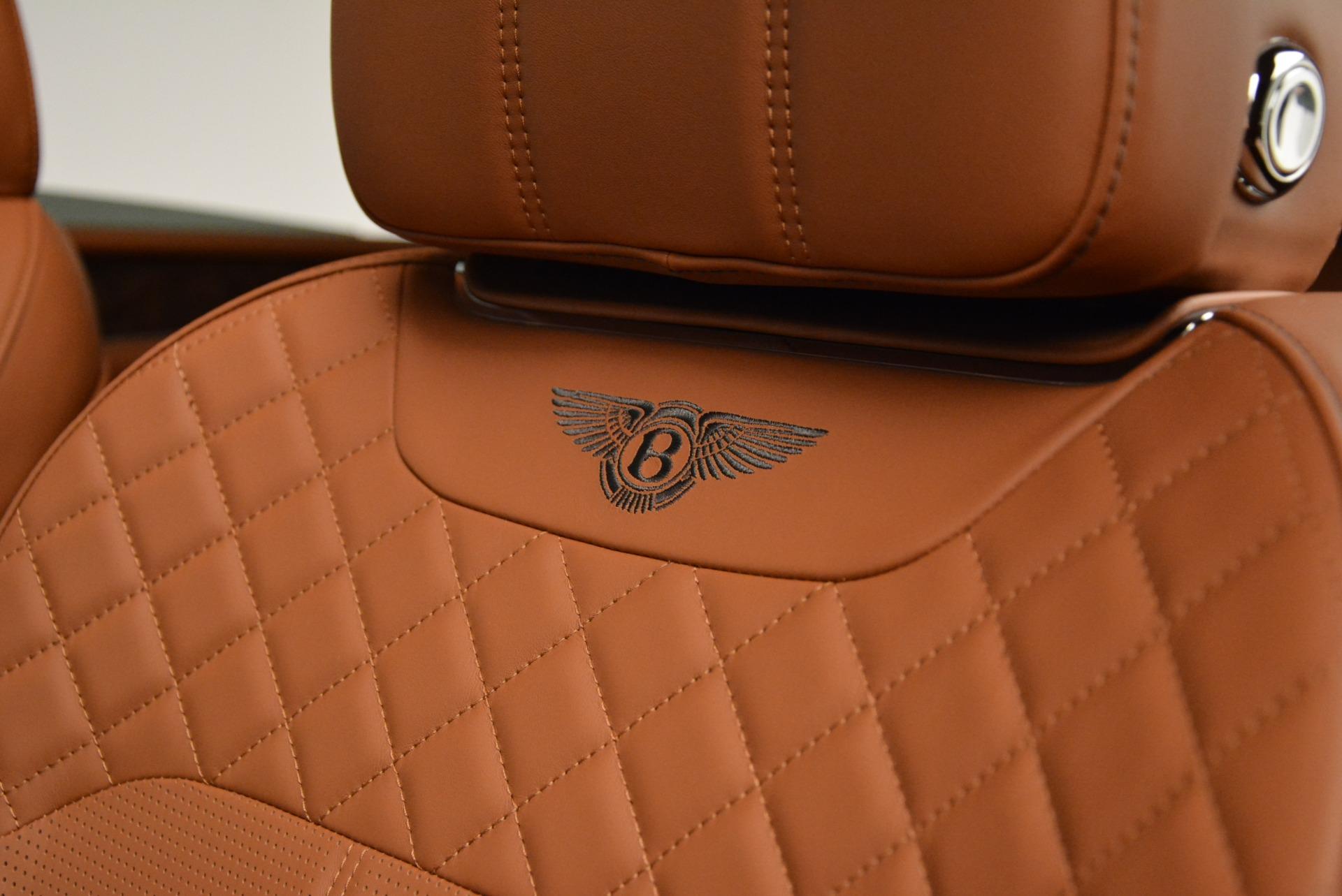 New 2018 Bentley Bentayga Signature For Sale In Westport, CT 1654_p22