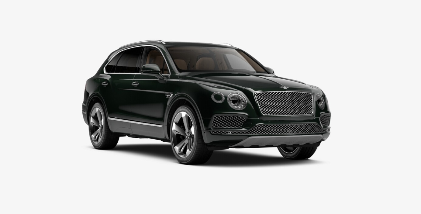 New 2018 Bentley Bentayga Onyx For Sale In Westport, CT 1655_main