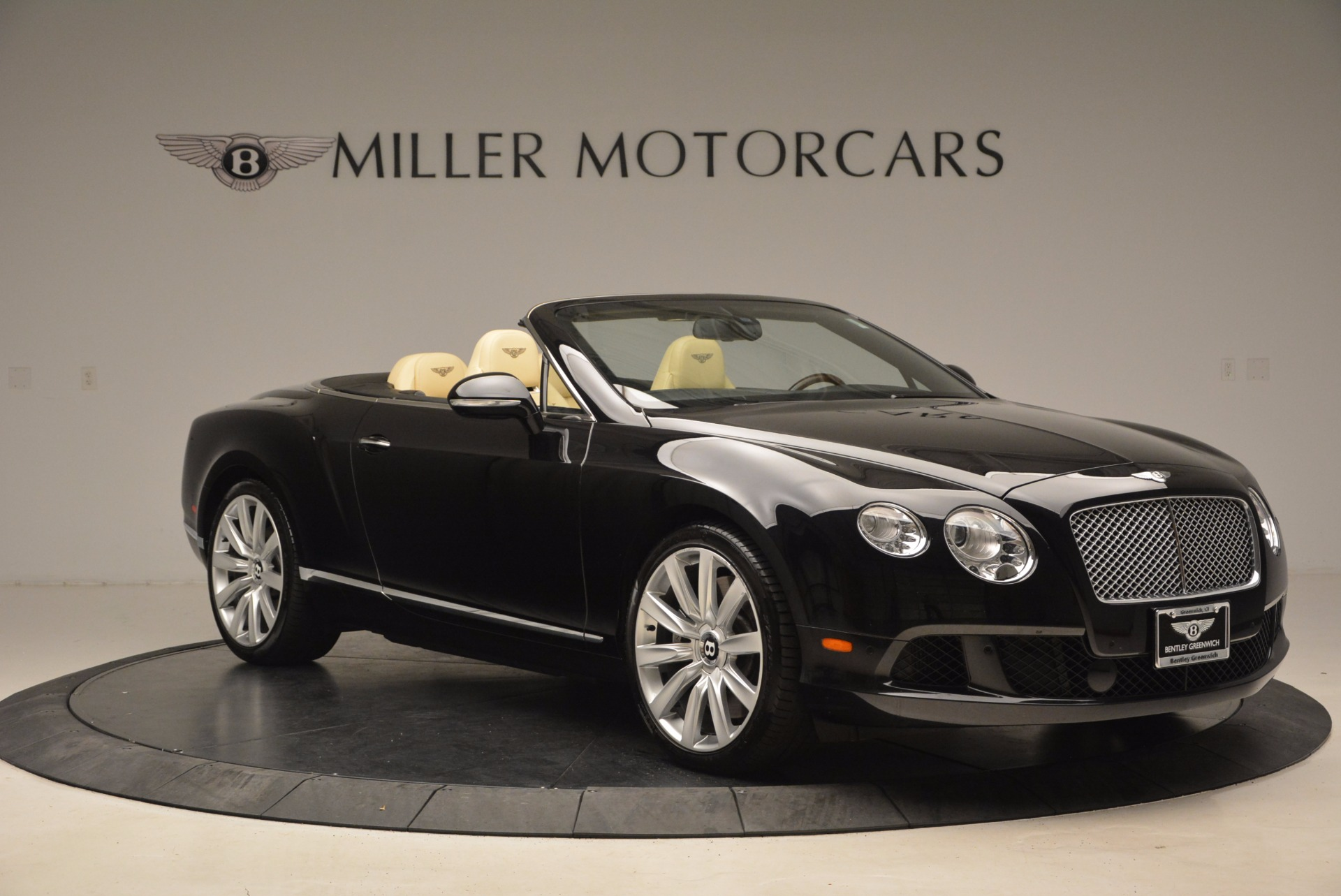 Used 2012 Bentley Continental GT W12 For Sale In Westport, CT 1656_p11