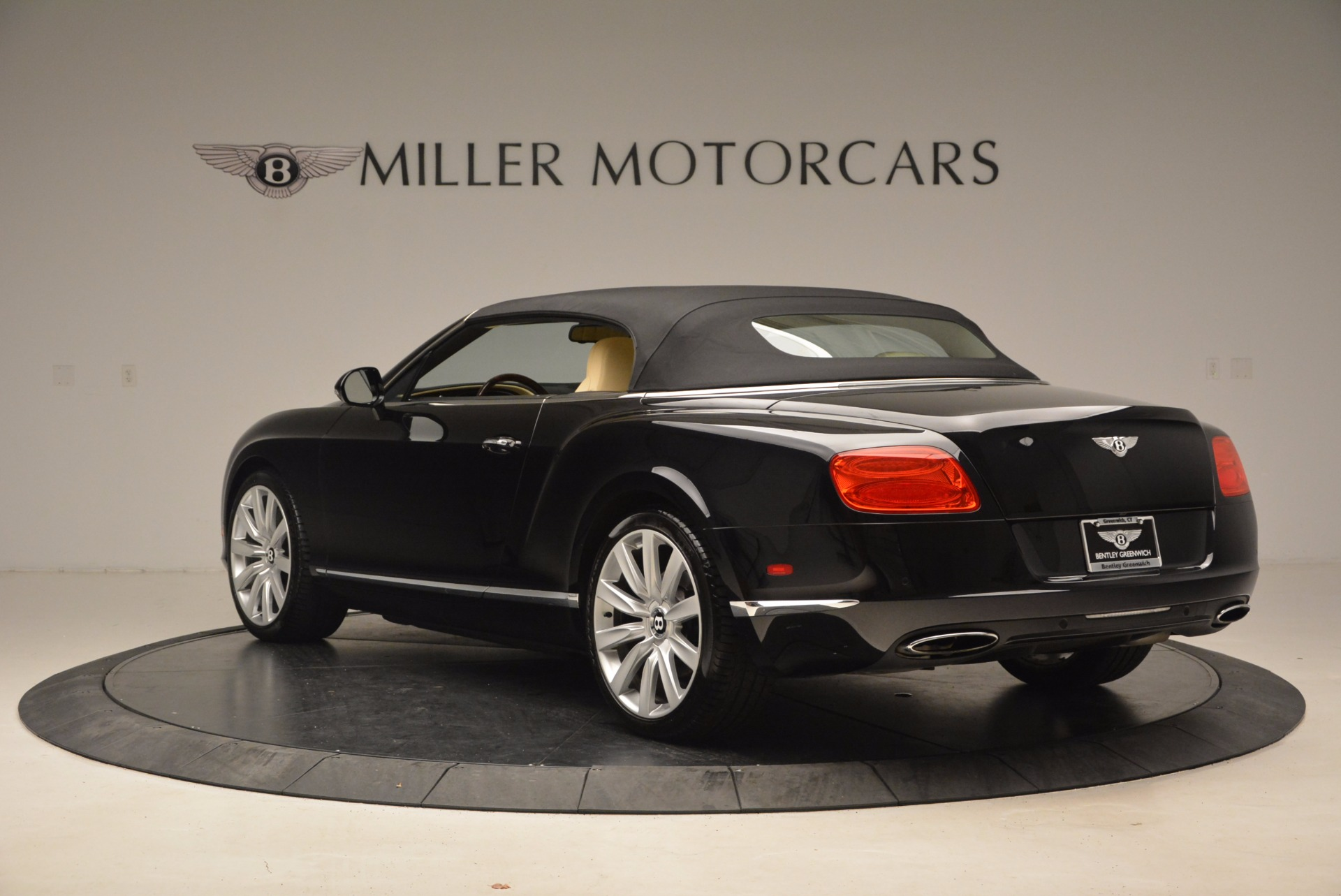 Used 2012 Bentley Continental GT W12 For Sale In Westport, CT 1656_p17