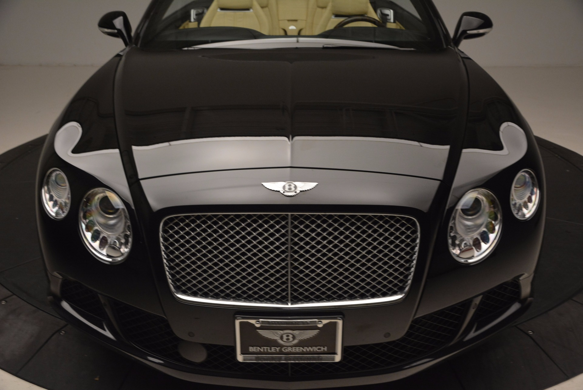 Used 2012 Bentley Continental GT W12 For Sale In Westport, CT 1656_p24
