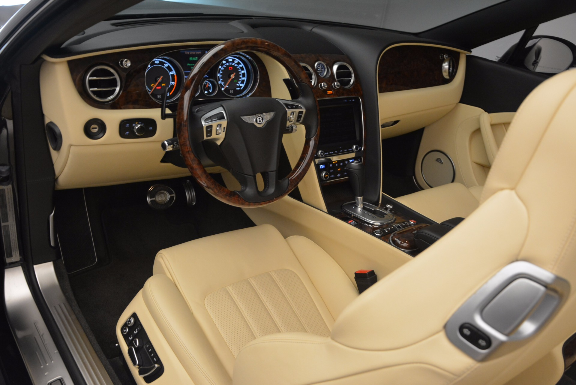 Used 2012 Bentley Continental GT W12 For Sale In Westport, CT 1656_p31