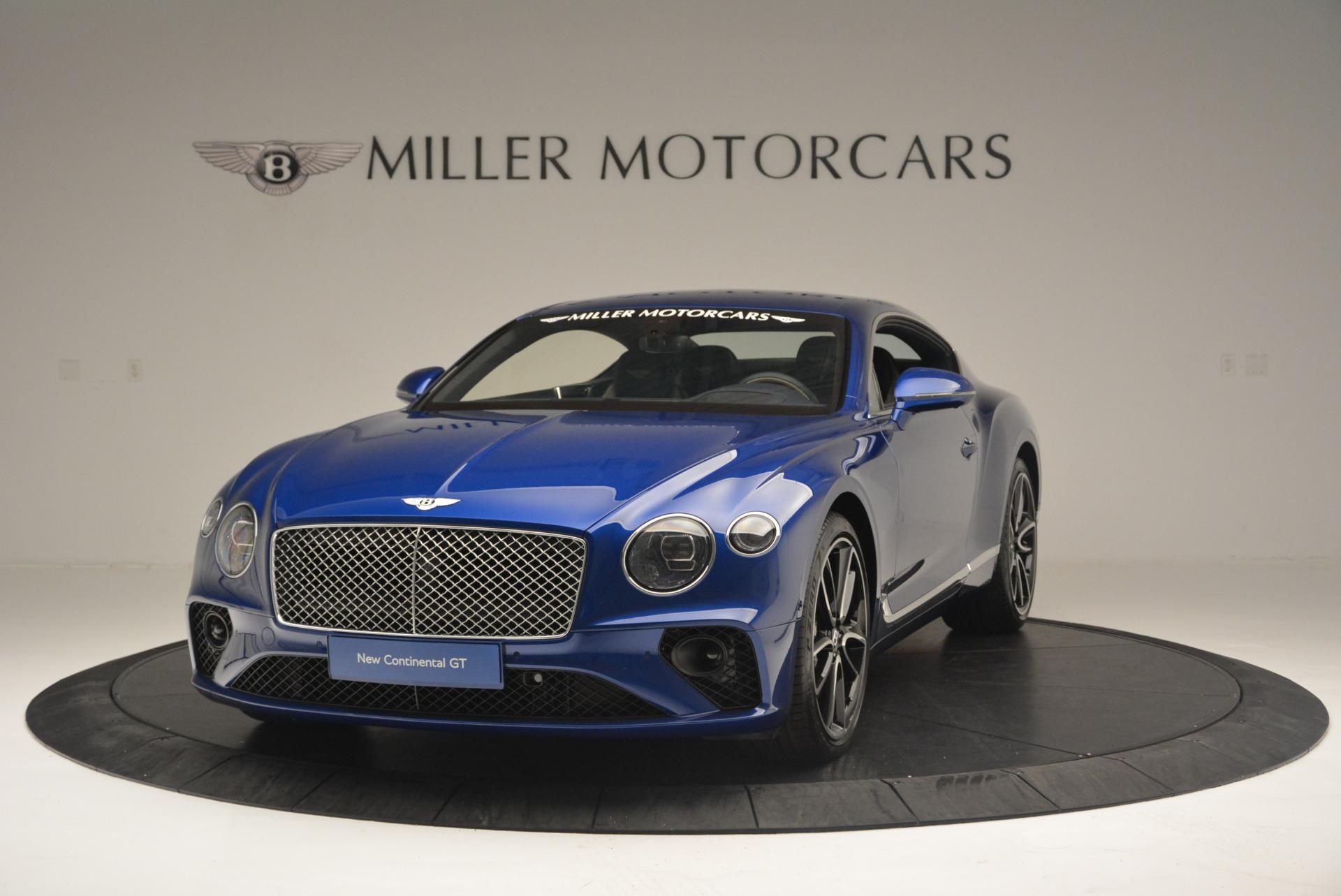 New 2020 Bentley Continental GT  For Sale In Westport, CT 1657_main