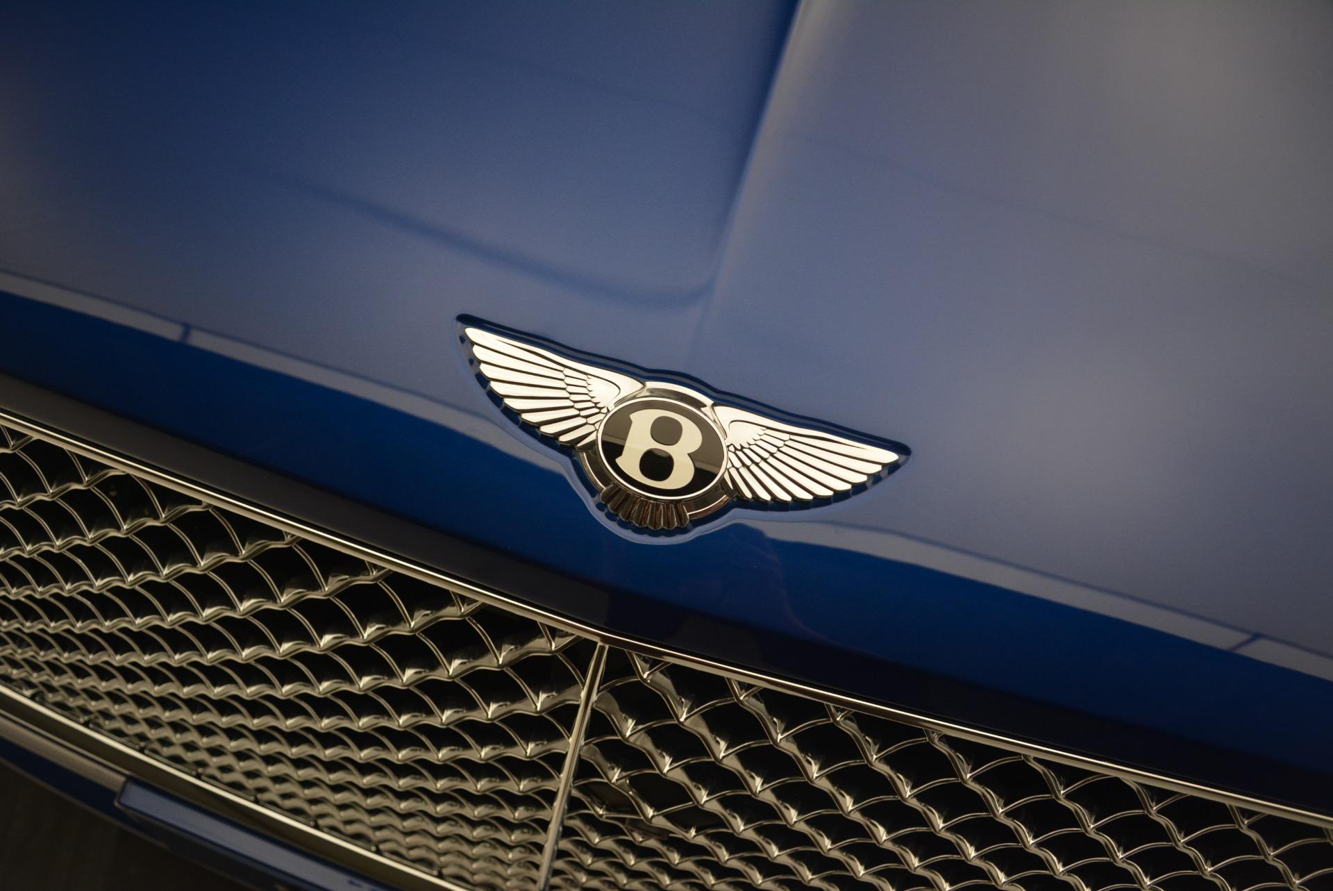 New 2020 Bentley Continental GT  For Sale In Westport, CT 1657_p14