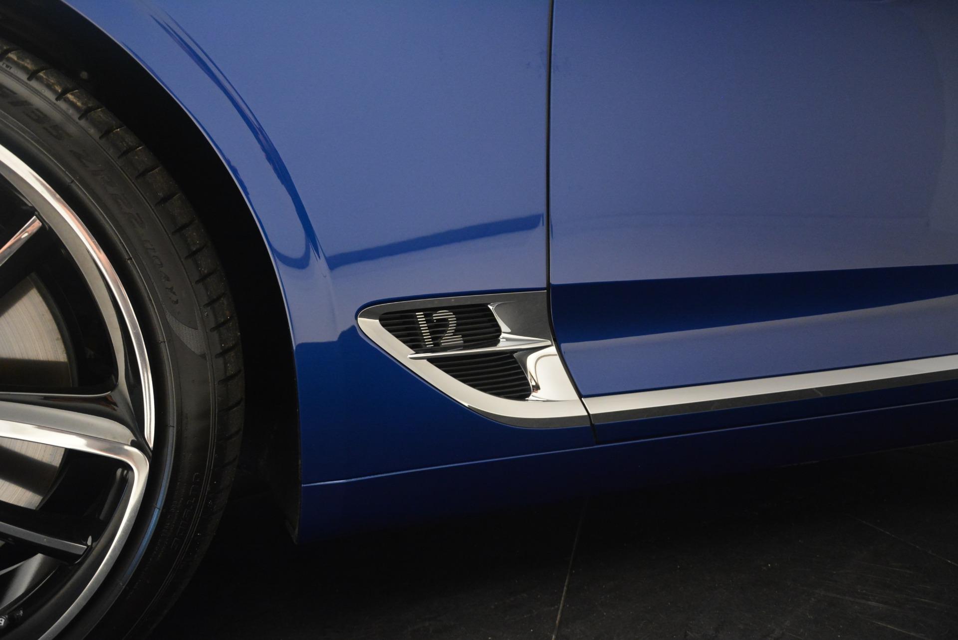 New 2020 Bentley Continental GT  For Sale In Westport, CT 1657_p18