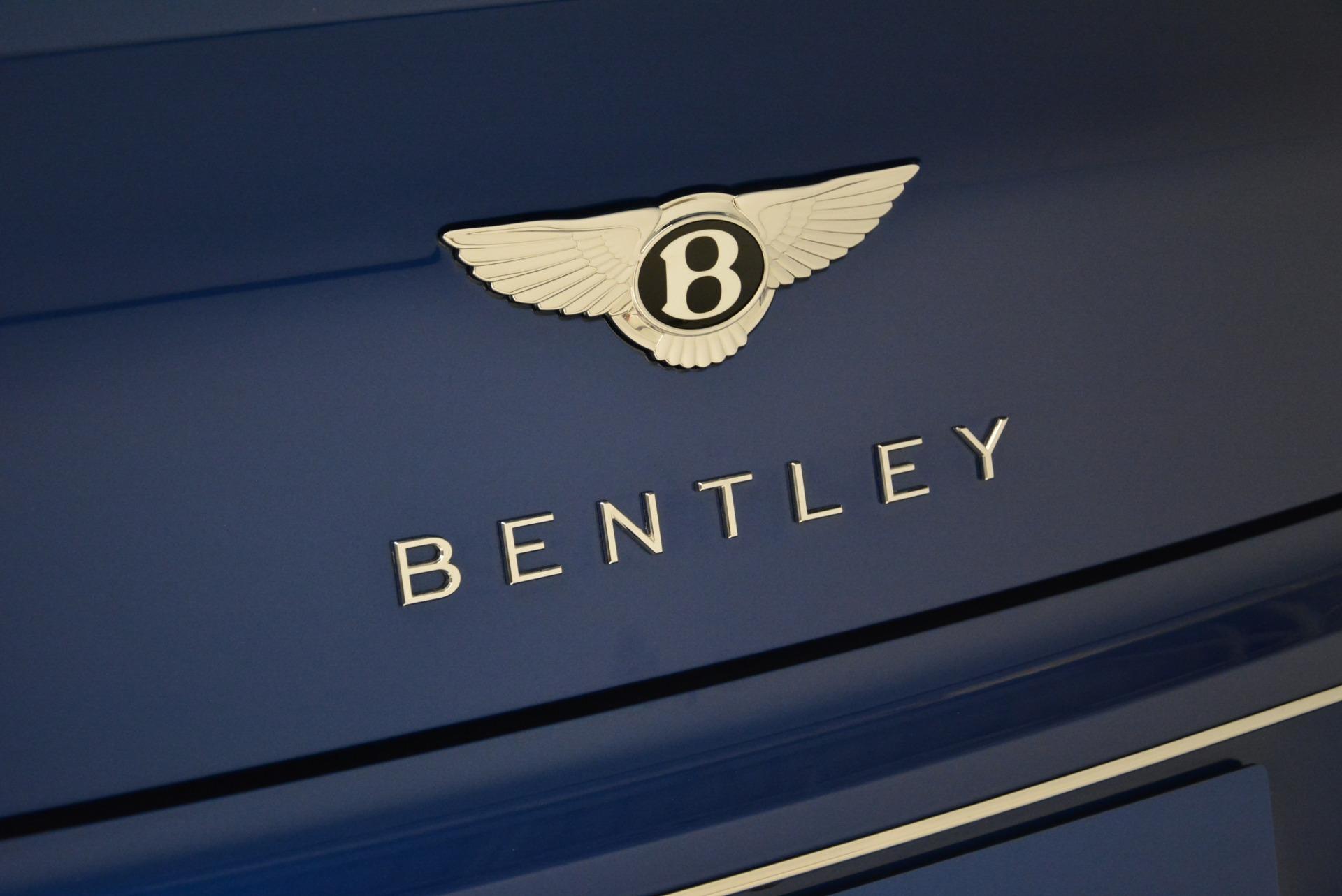 New 2020 Bentley Continental GT  For Sale In Westport, CT 1657_p21