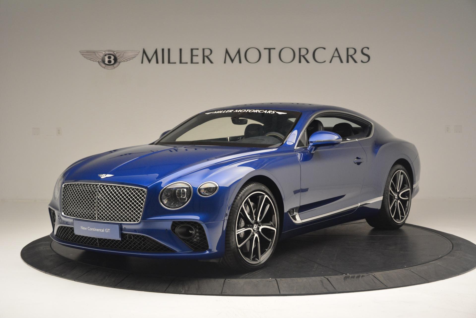 New 2020 Bentley Continental GT  For Sale In Westport, CT 1657_p2