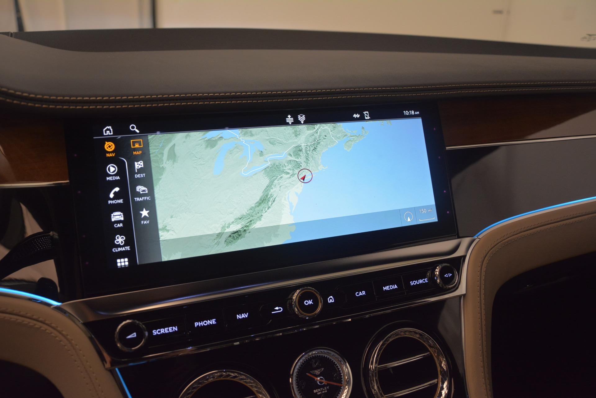 New 2020 Bentley Continental GT  For Sale In Westport, CT 1657_p31