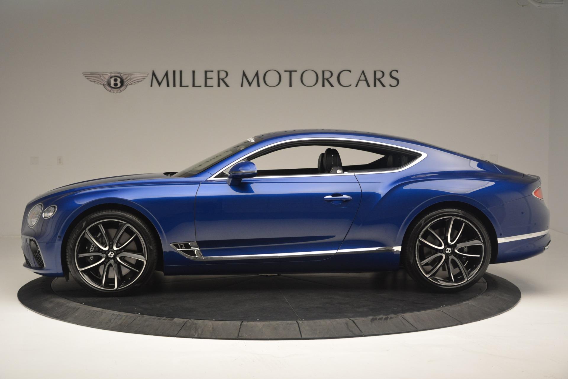 New 2020 Bentley Continental GT  For Sale In Westport, CT 1657_p3
