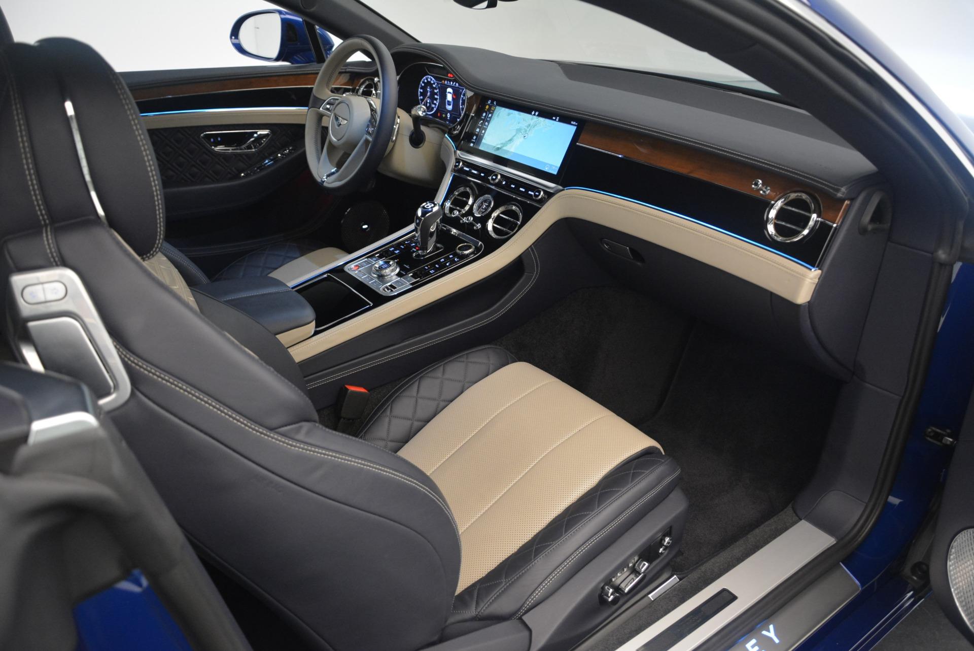 New 2020 Bentley Continental GT  For Sale In Westport, CT 1657_p40