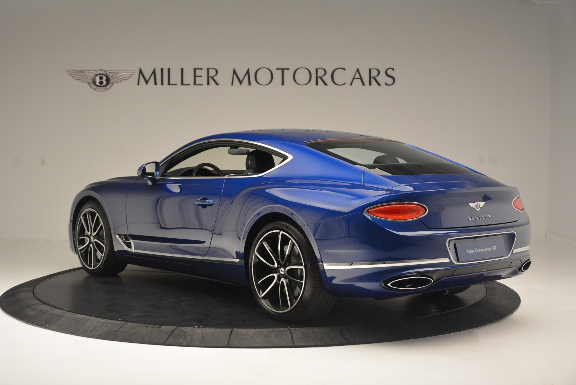 New 2020 Bentley Continental GT  For Sale In Westport, CT 1657_p4