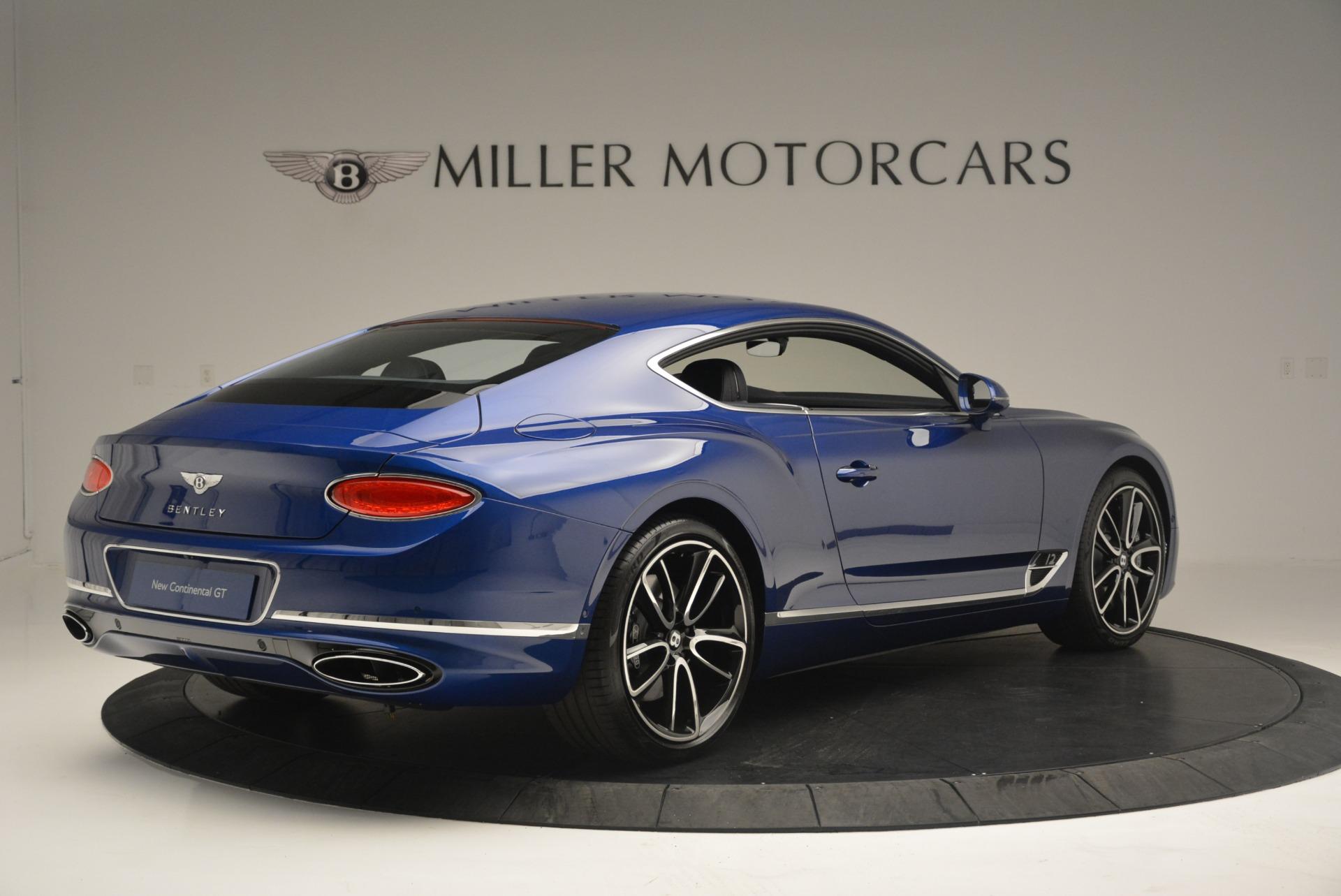 New 2020 Bentley Continental GT  For Sale In Westport, CT 1657_p8