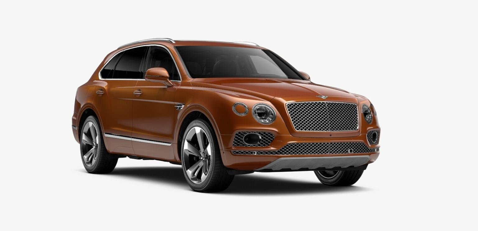 New 2018 Bentley Bentayga Signature For Sale In Westport, CT 1659_main