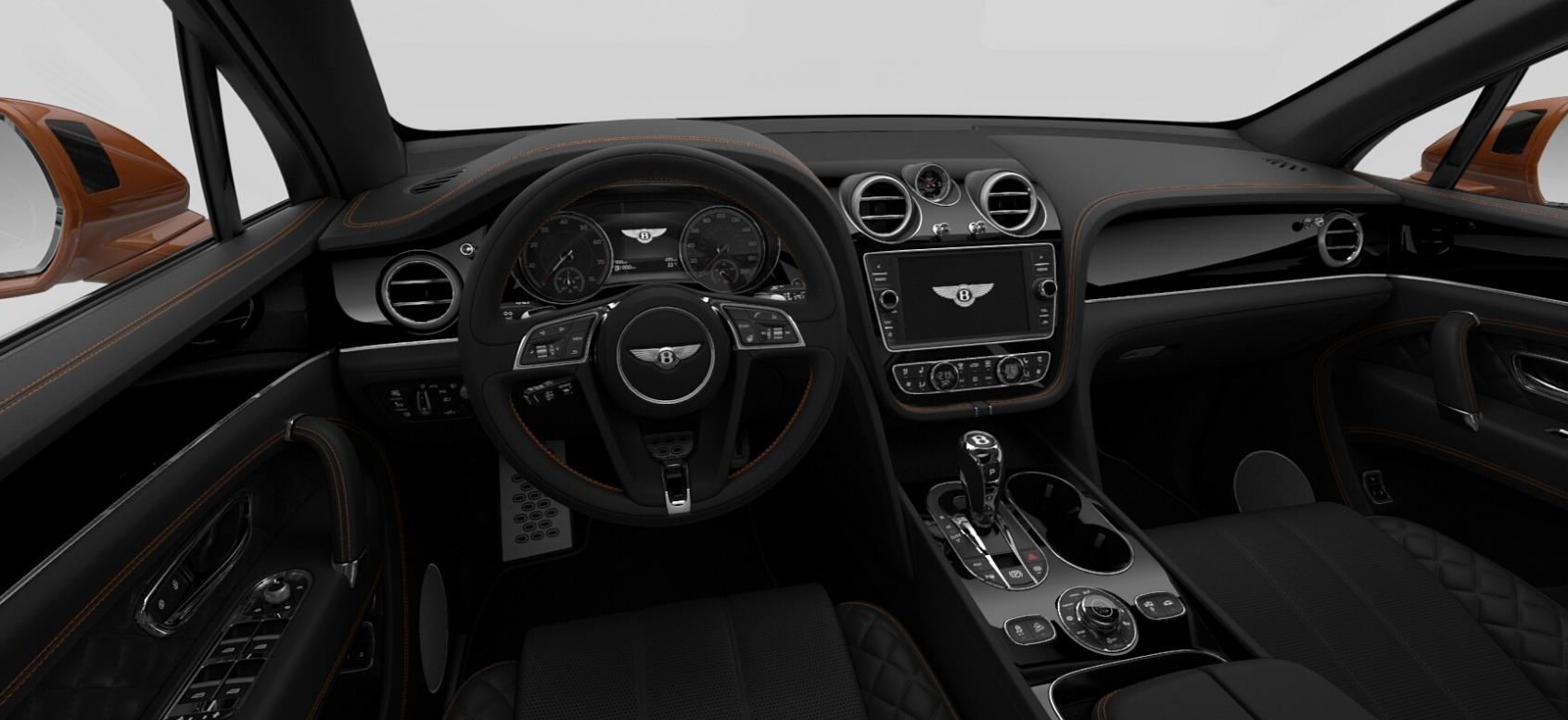 New 2018 Bentley Bentayga Signature For Sale In Westport, CT 1659_p6