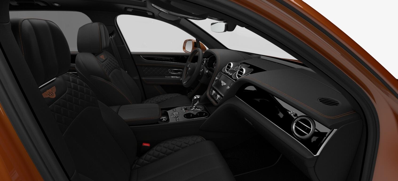 New 2018 Bentley Bentayga Signature For Sale In Westport, CT 1659_p7