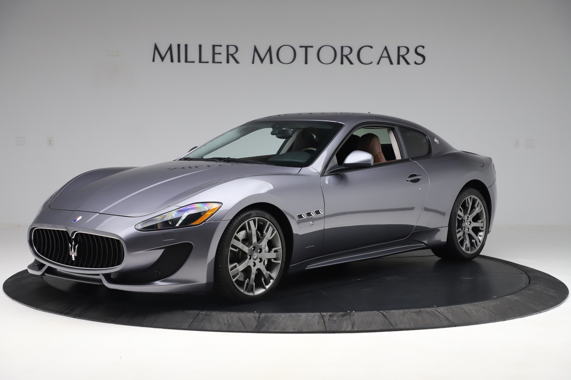 New 2016 Maserati GranTurismo Sport- TEST DRIVE SPECIAL For Sale In Westport, CT 166_p2
