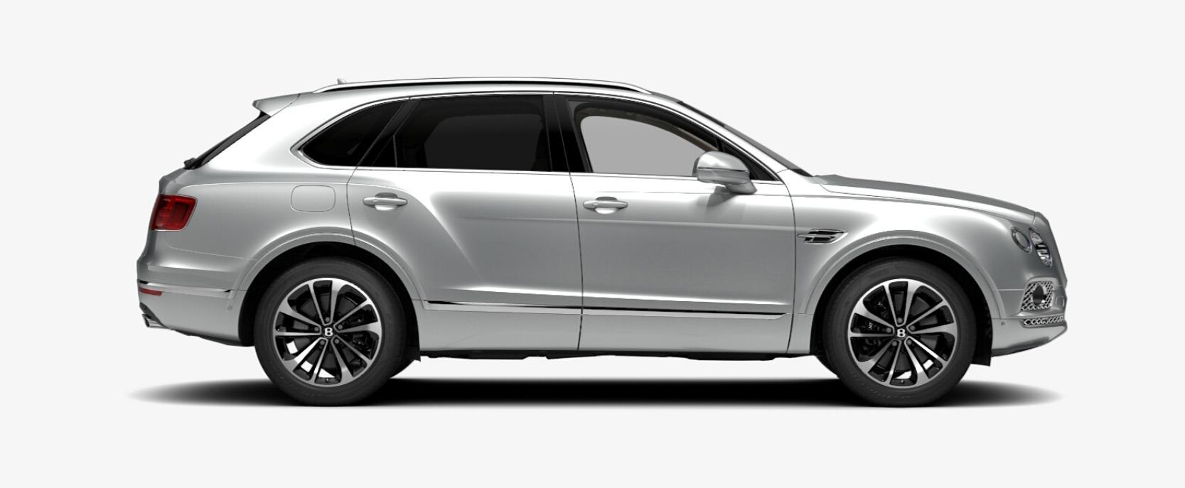New 2018 Bentley Bentayga Signature For Sale In Westport, CT 1660_p2
