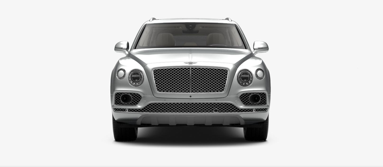 New 2018 Bentley Bentayga Signature For Sale In Westport, CT 1660_p5