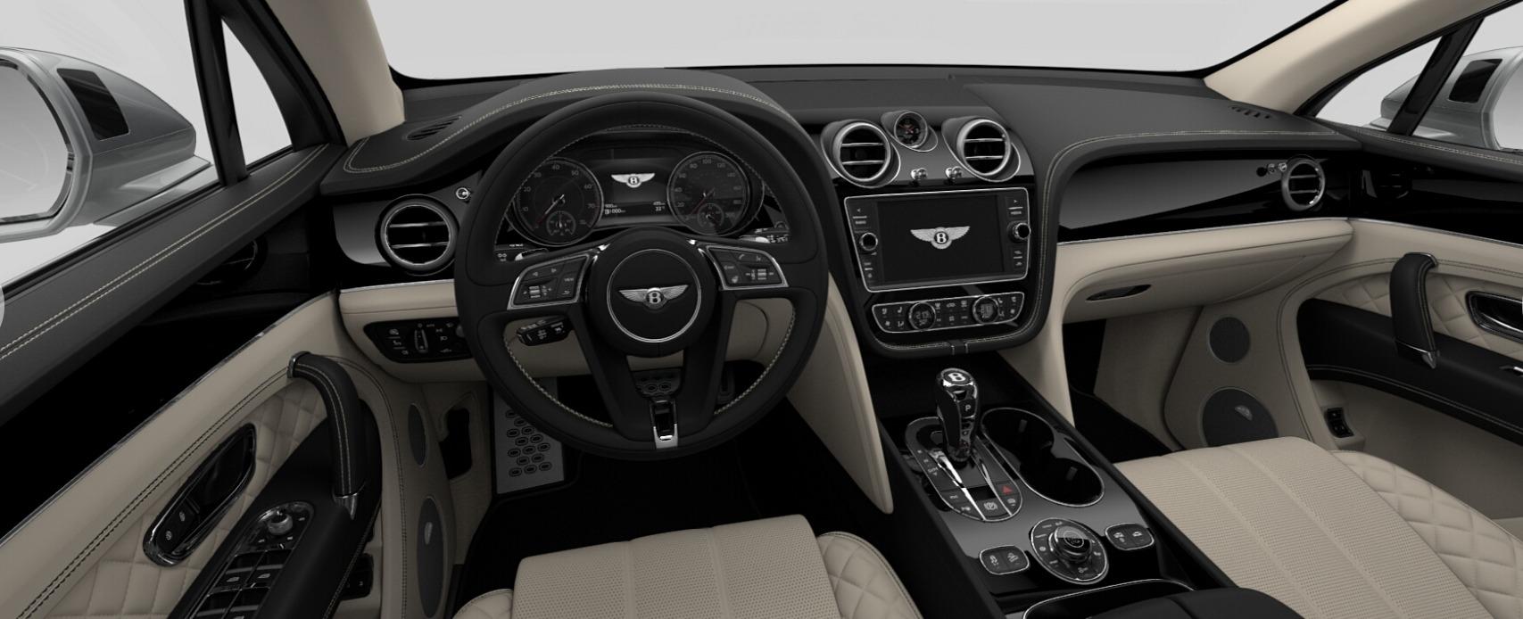 New 2018 Bentley Bentayga Signature For Sale In Westport, CT 1660_p6
