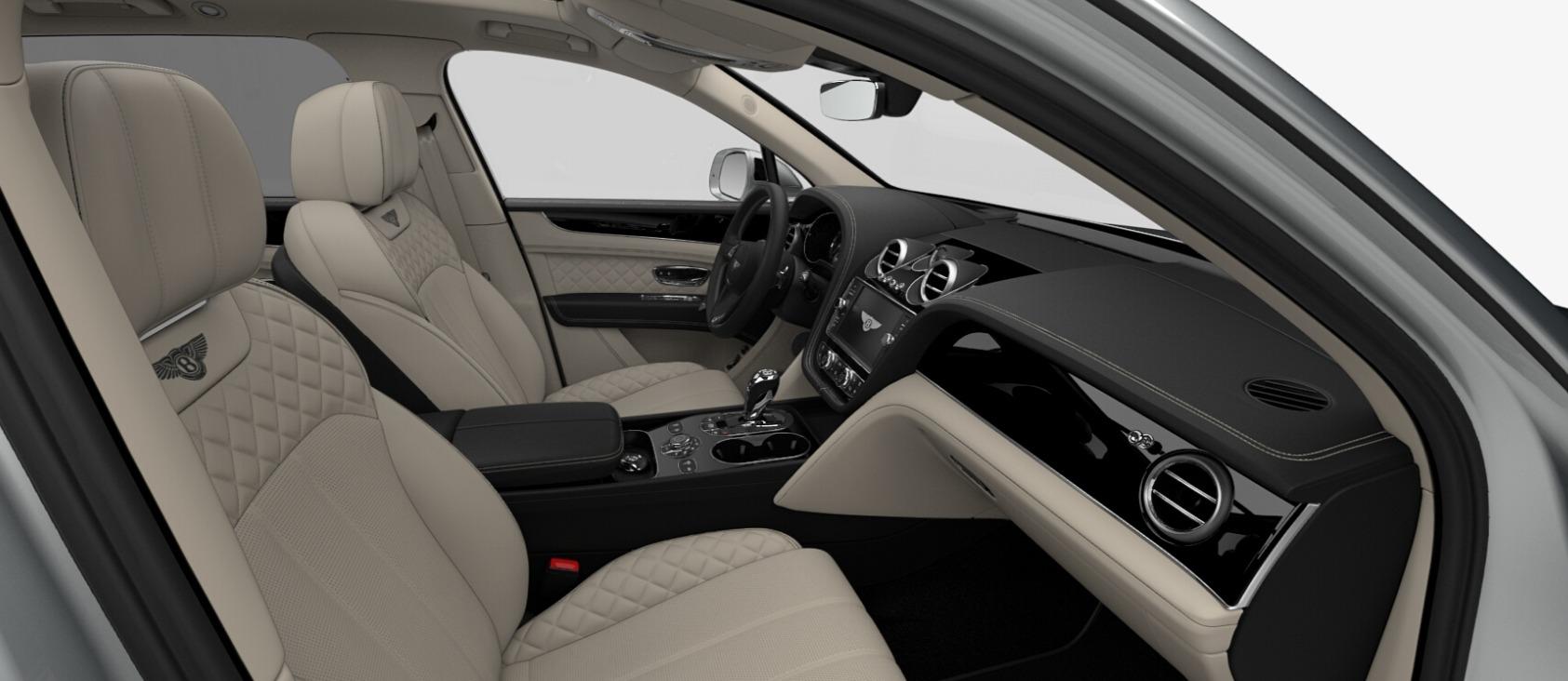 New 2018 Bentley Bentayga Signature For Sale In Westport, CT 1660_p7