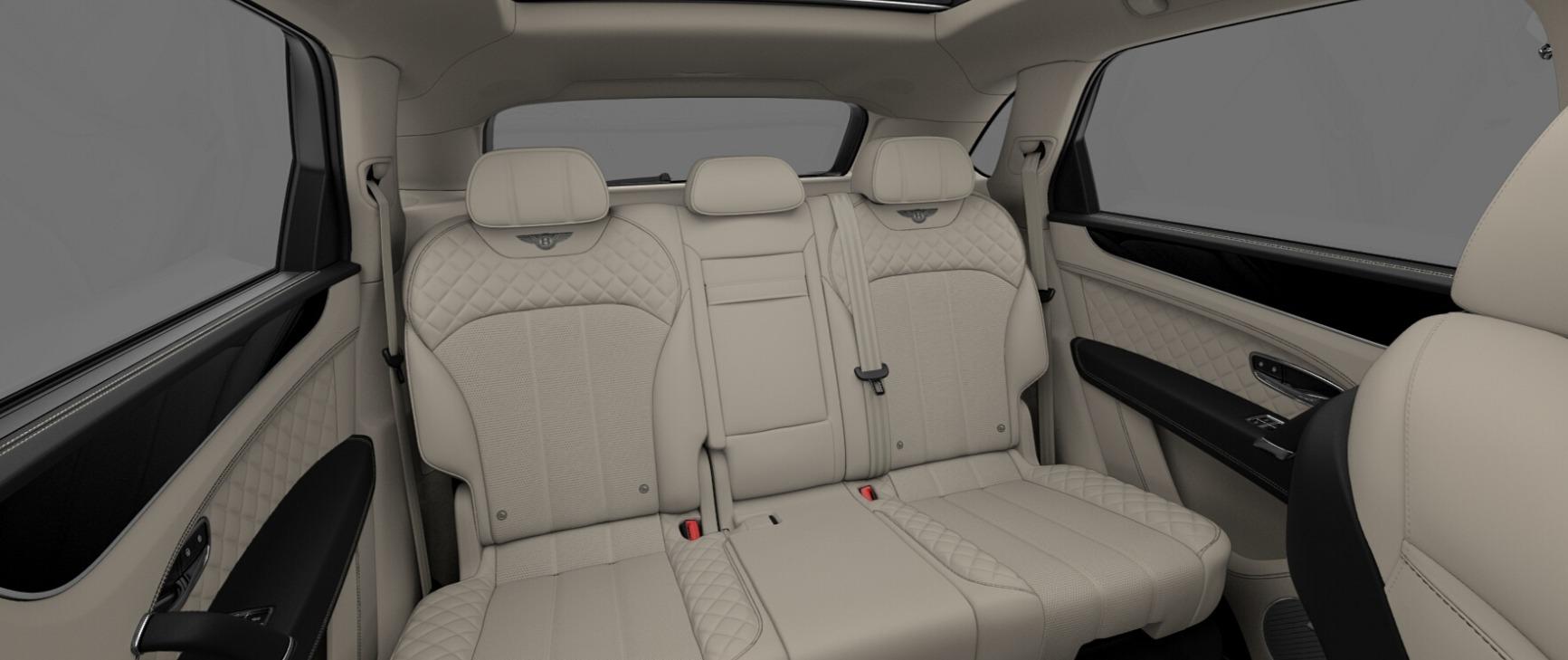 New 2018 Bentley Bentayga Signature For Sale In Westport, CT 1660_p9