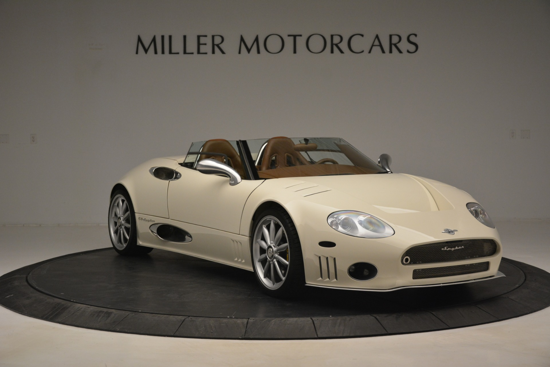 Used 2006 Spyker C8 Spyder  For Sale In Westport, CT 1661_p11