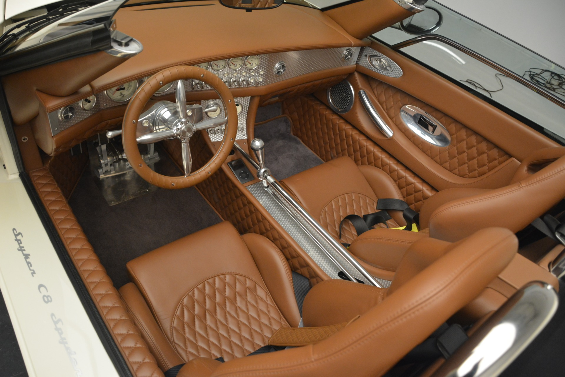 Used 2006 Spyker C8 Spyder  For Sale In Westport, CT 1661_p13