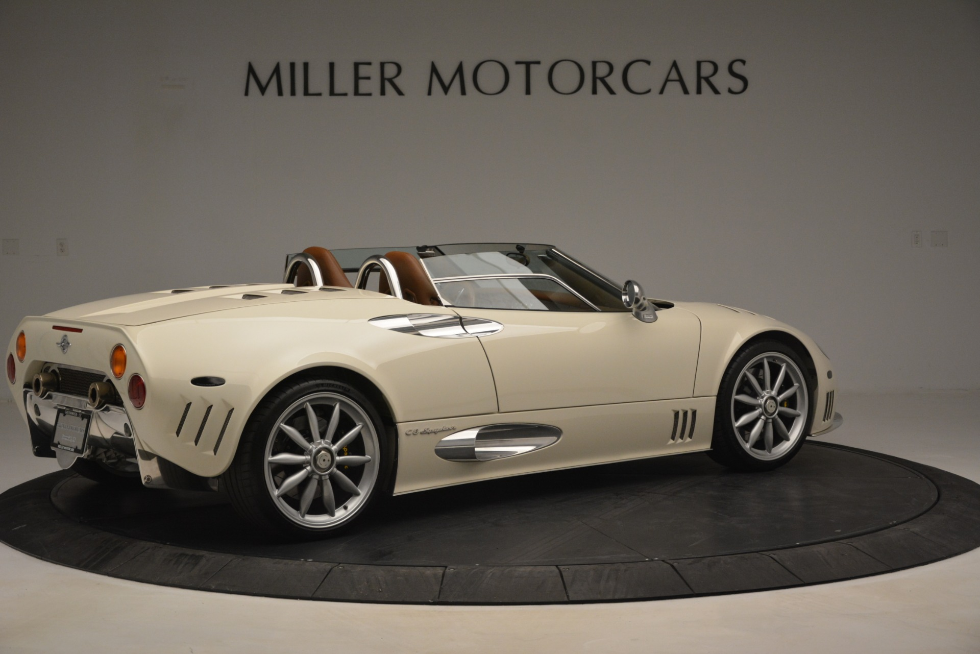Used 2006 Spyker C8 Spyder  For Sale In Westport, CT 1661_p8