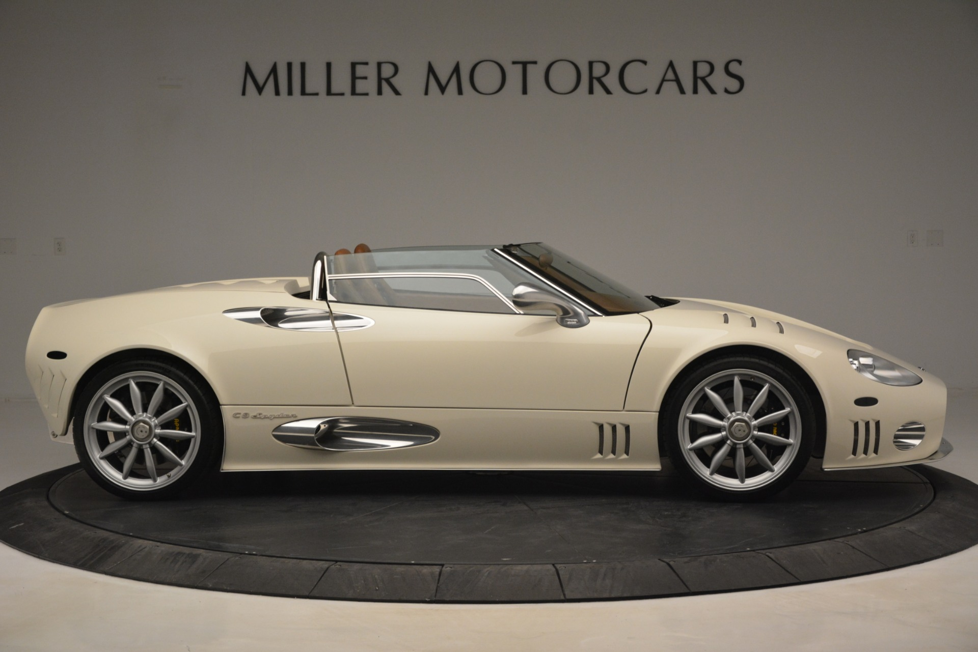 Used 2006 Spyker C8 Spyder  For Sale In Westport, CT 1661_p9