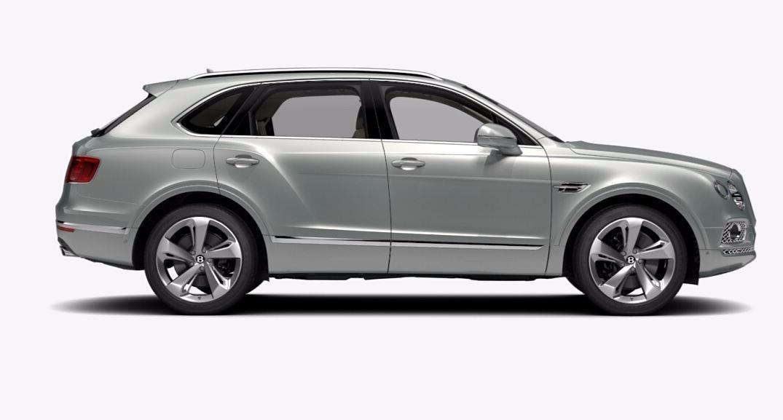 New 2018 Bentley Bentayga Signature For Sale In Westport, CT 1662_p2