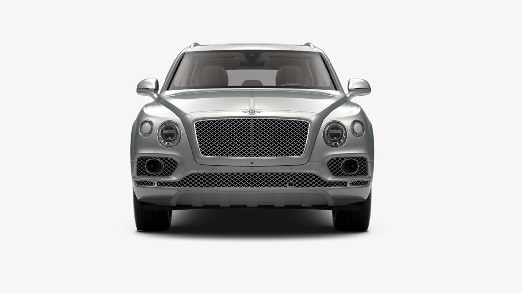 New 2018 Bentley Bentayga Signature For Sale In Westport, CT 1662_p5