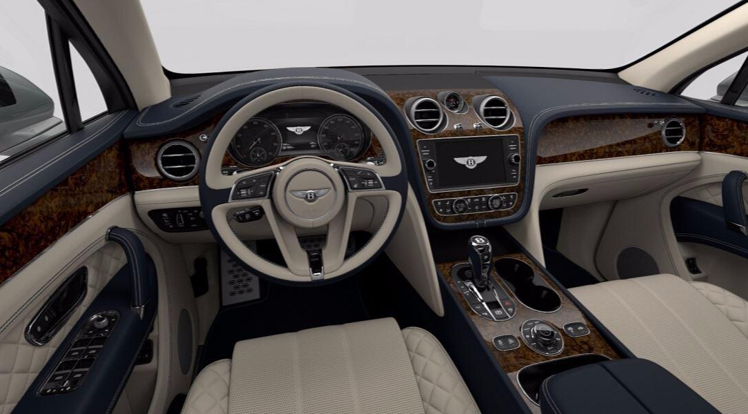 New 2018 Bentley Bentayga Signature For Sale In Westport, CT 1662_p6