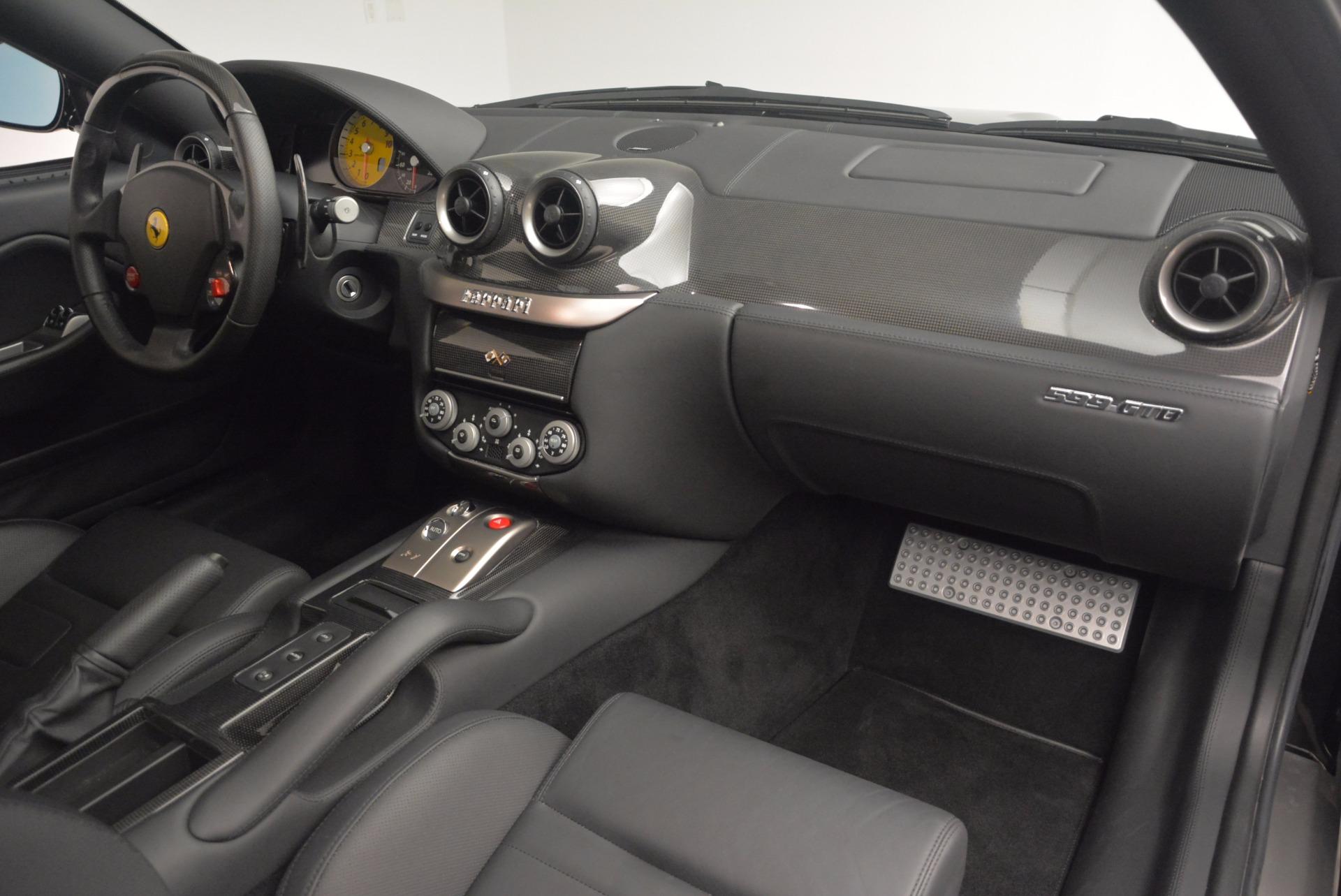 Used 2008 Ferrari 599 GTB Fiorano  For Sale In Westport, CT 1663_p17