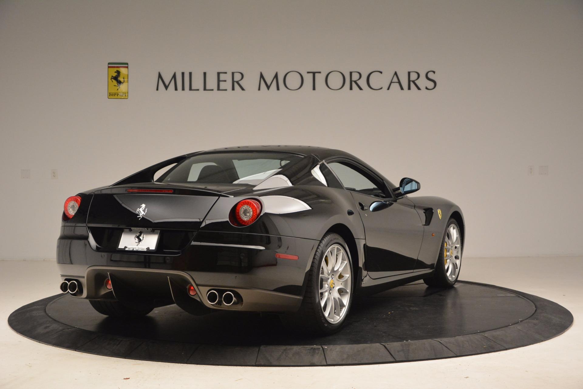 Used 2008 Ferrari 599 GTB Fiorano  For Sale In Westport, CT 1663_p7