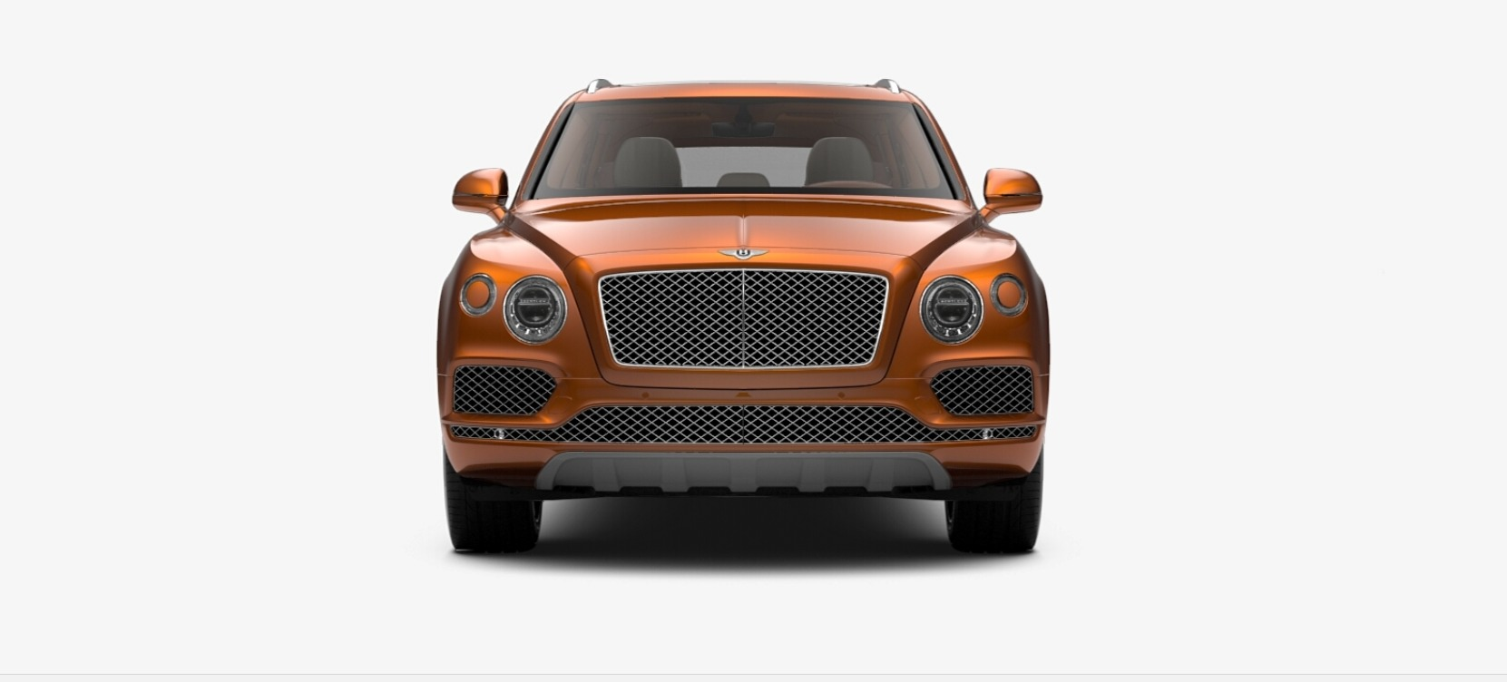 New 2018 Bentley Bentayga Onyx For Sale In Westport, CT 1664_p5