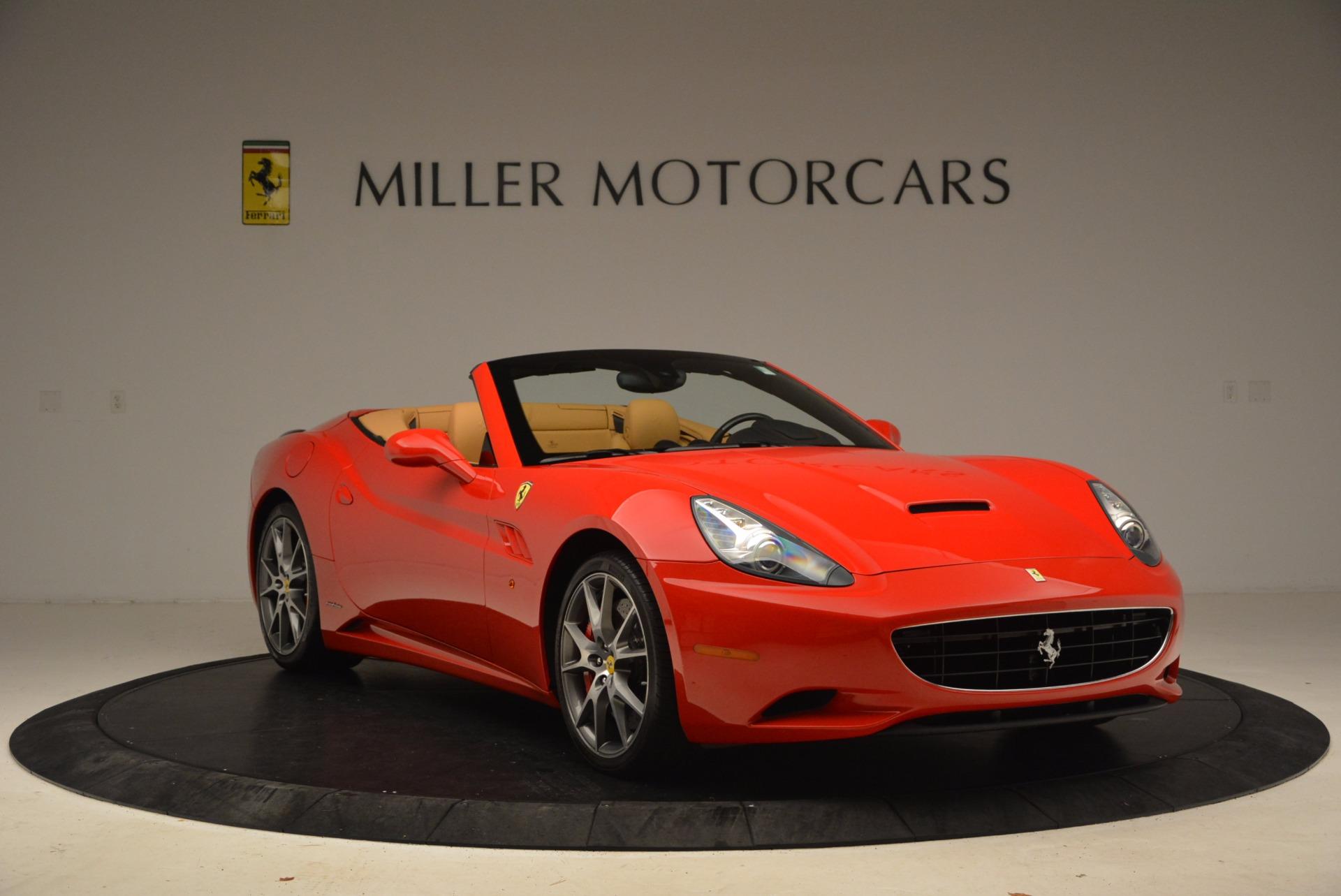 Used 2010 Ferrari California  For Sale In Westport, CT 1665_p11