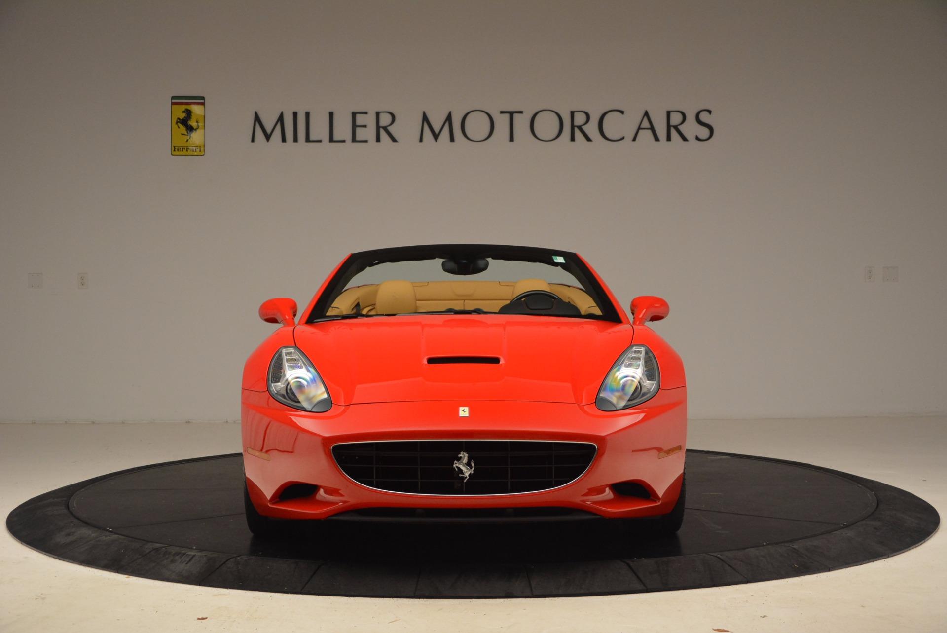 Used 2010 Ferrari California  For Sale In Westport, CT 1665_p12