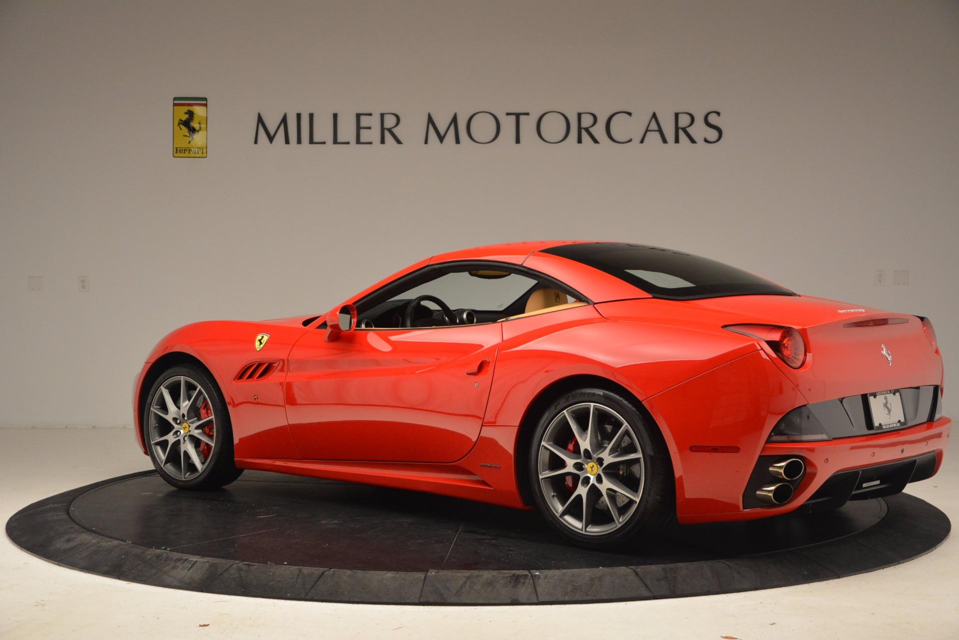 Used 2010 Ferrari California  For Sale In Westport, CT 1665_p16